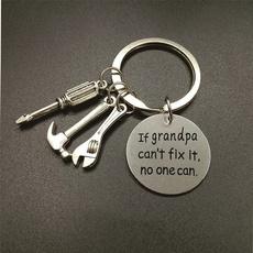 fathersdaygift, grandpagift, Key Chain, Key Rings