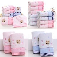 cute, babytowel, Children, Bath