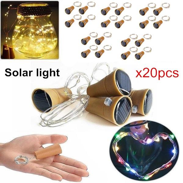 Copper, Outdoor, led, Solar
