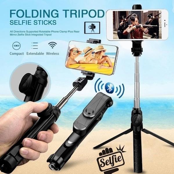 bluetoothtripod, photograph, Remote, phone holder
