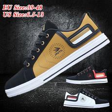 mencanvasshoe, casual shoes, Sneakers, Plus Size