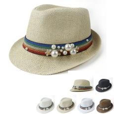 Fashion, Beach hat, Fedora, hatforwomen