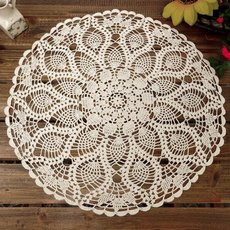 Fashion, tischdecke, Hollow-out, roundtablecloth