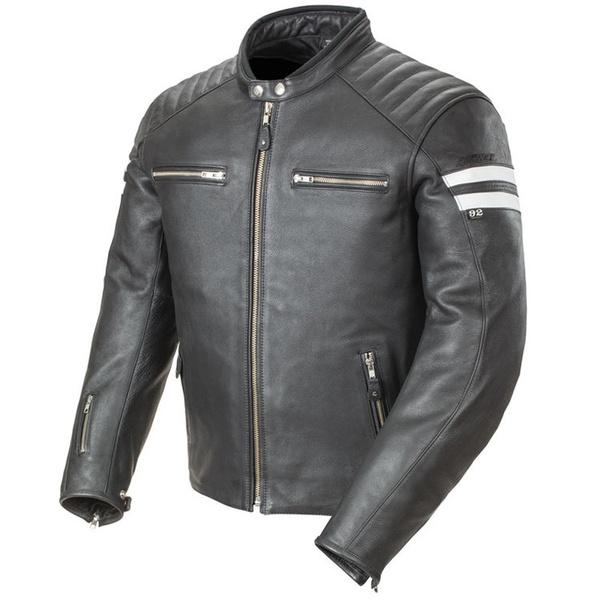 blackleatherjacket, motorcyclejacket, bikerjacket, Fashion