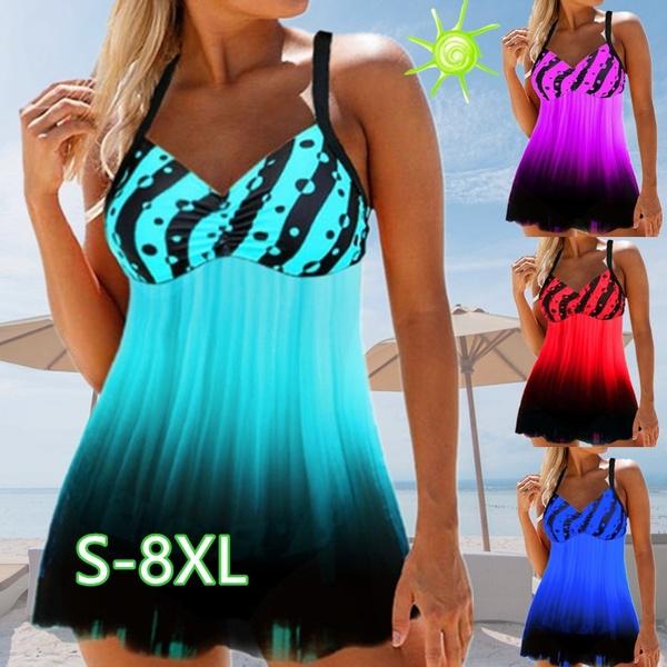 Women, Plus Size, Fashion, Bikini swimwear