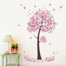 Flowers, Butterflies, Home Decor, TV