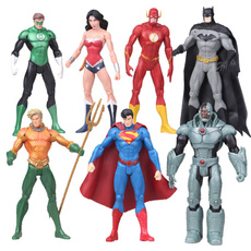 Collectibles, Toy, justiceleague, Gifts