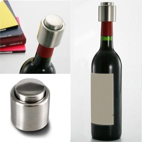 Steel, Stainless Steel, useful, winestorage