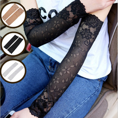 Summer, protectionarmsleeve, Lace, Sleeve