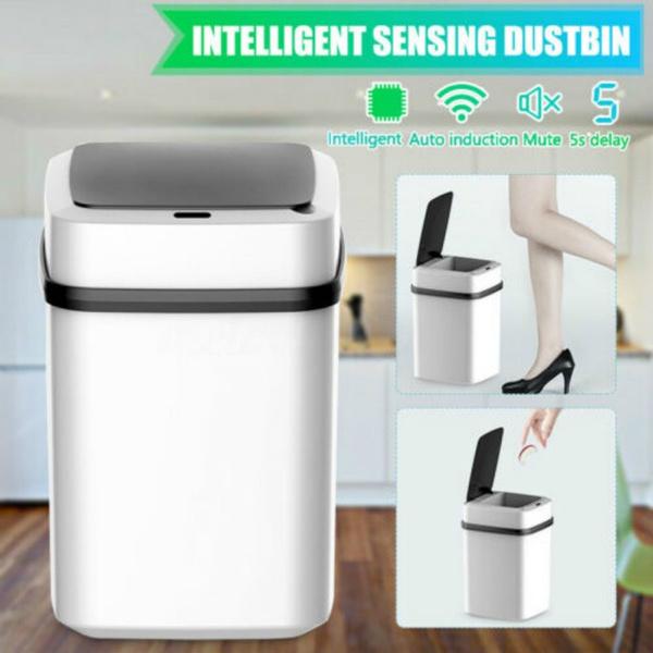 homesmart, Bathroom, livingroomtrashcan, smarttrashcan