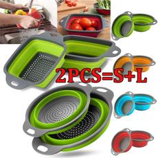 colanderfilter, washingbasket, Kitchen & Dining, fruitbasket