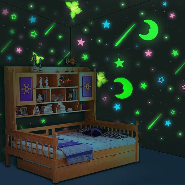 Toy, Star, Home Decor, kidsroomsticker