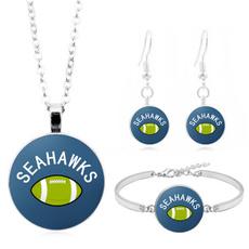 Jewelry Set, Sneakers, Football, Jewelry