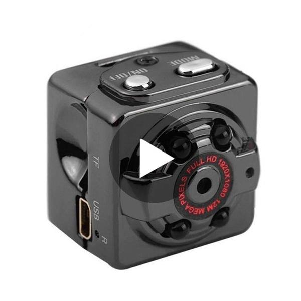 Mini, cámaramóvil, Dvr, vigilancia