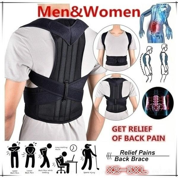 backbraceposturecorrector, Fashion, Waist, backsupportbeltformen