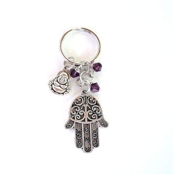 Unique, Key Chain, Gifts, hamsa