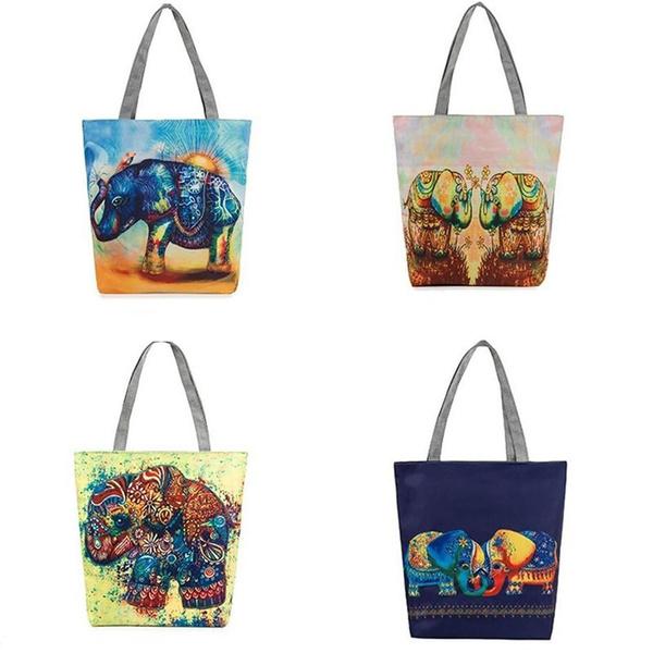Shoulder Bags, Fashion, Canvas, Totes