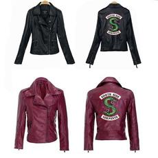 motorcyclejacket, Moda masculina, serpent, leather