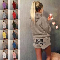 cute, winterpajama, catpajama, pants