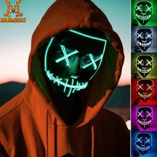 ledpurgemask, Fashion, led, partymask