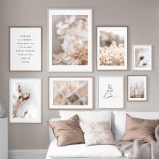 Plants, Fashion, art, Winter