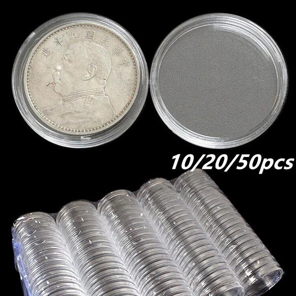 case, Plastic, coincapsule, airtitecoin