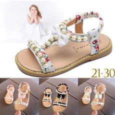 Baby, Summer, Sandals, Princess