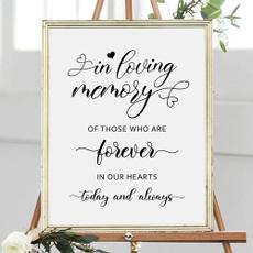 memorial, memorialsign, lovingmemorysign, inlovingmemory