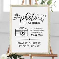photoguestbooksign, snapit, elegantweddingsign, signforwedding