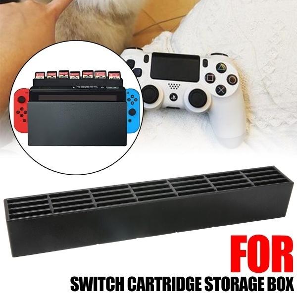 Box, case, Video Games, nintendoswitchcasestoragebox