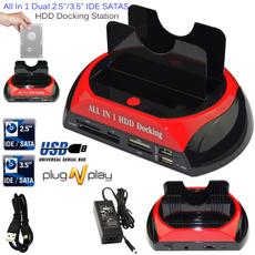 ideto2sata, multifunctiondockingstation, harddrivecardreader, Hard Drives