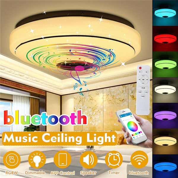 ledceilinglight, Remote Controls, modernceilinglamp, Music