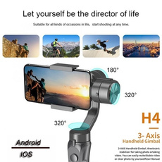 camerastabilizer, Teléfonos inteligentes, gimbal, handheldgimbal