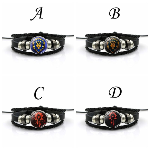 Jewelry, handwear, woven, wow