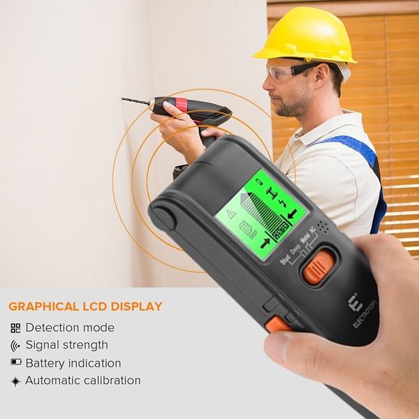 acwirefinder, multifunctiondetector, humiditydetector, Tool