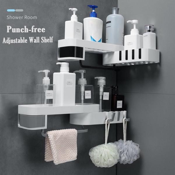 Storage & Organization, Bathroom, shelvesorganizer, storagerack