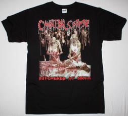 menfashionshirt, Cotton Shirt, Metal, blacktshirt