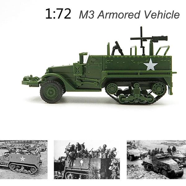 Toy, m3armoredvehiclemodel, Cars, Vehicles