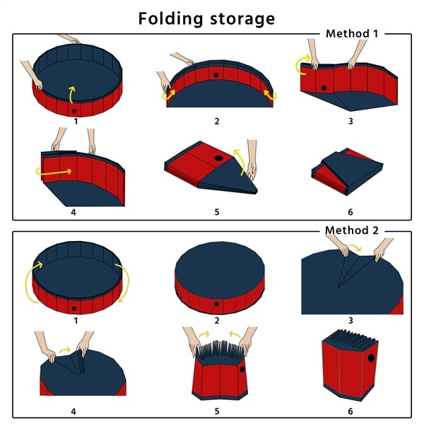 Foldable, petsswimpool, Pets, petswimmingpool