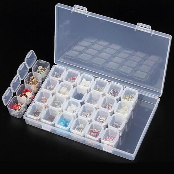 Box, Nails, Beauty tools, Jewelry