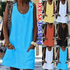 Mini, Summer, Fashion, sundress