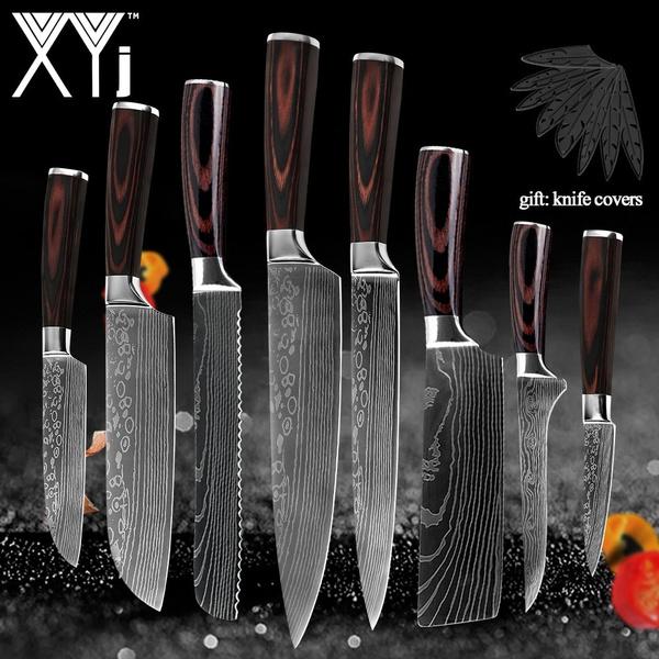 Steel, kitchenset, Meat, filletknife