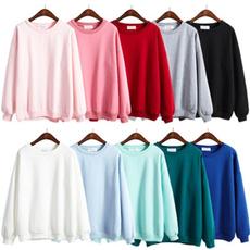 Fashion, Winter, Sweatshirts, Long Sleeve