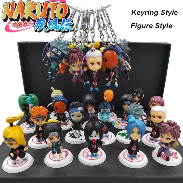 obito, Toy, Key Chain, Pvc