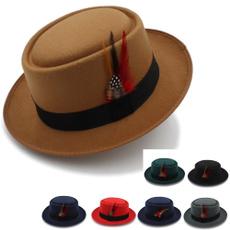 Winter Hat, Fedora, Pie, hatformen