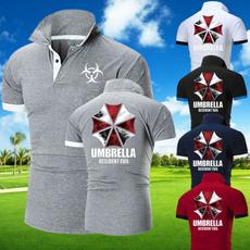 umbrellaresidentevilsweatshirt, umbrellaresidenteviltshirt, collar slim, Fashion