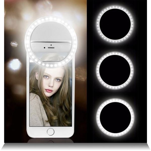 selfielight, led, Jewelry, Mobile
