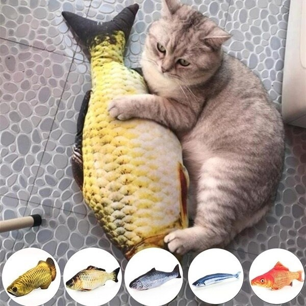 cattoy, Toy, fish, Pets