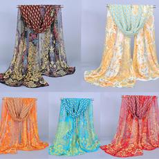 ladiesfashionscarf, sexyfashionscarf, Fashion, peacock