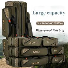 fishingrodbag, Shoulder Bags, Plus Size, Waterproof